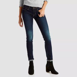 Levi's Women's 711 Mid-Rise Skinny Jeans NWT